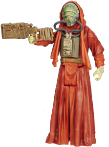 Sarco Plank's Action Figure