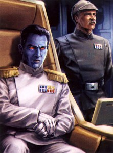Thrawn and Palleaon
