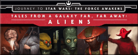 Tales from a Galaxy Far, Far Away - Aliens