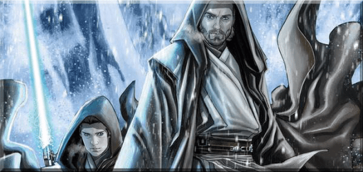 Obi-Wan and Anakin #1