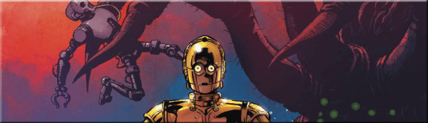 "C3PO #1 ""The Phantom Limb"""