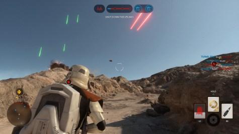 Tatooine Battle