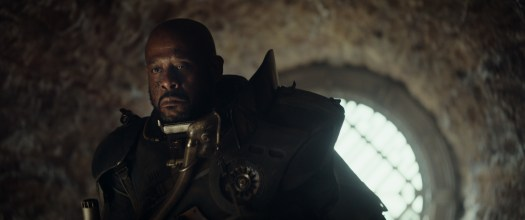 Whitaker in Star Wars
