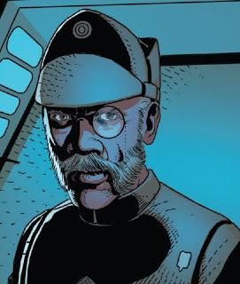Inspector Thanoth