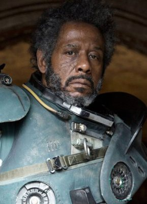 Saw Gerrera in Rogue One