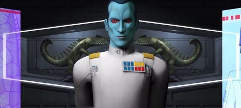 Step Into Shadows More Grand Admiral Thrawn