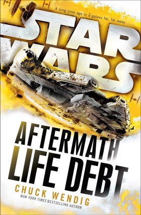 Aftermath: Life Debt full cover