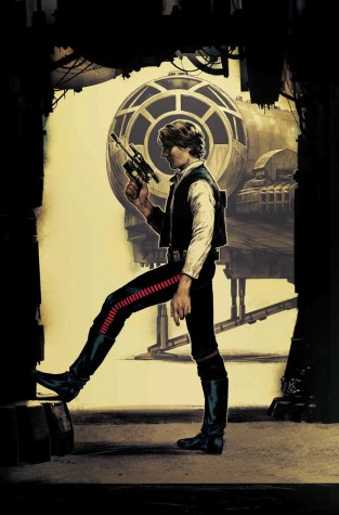Han Solo 5 Full Cover