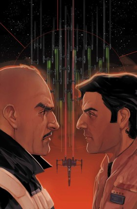 Poe Dameron 8 Full Cover