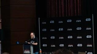 Chuck Wendig Panel