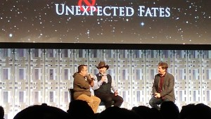 Dave Filoni and Pablo Hidalgo for Animated Origins and Unexpected Fates