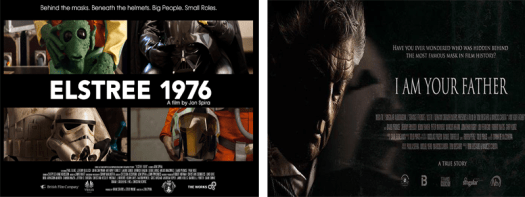 Documentary Reviews Elstree 1976 and I Am Your Father