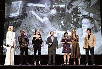 D23 The Last Jedi Panel 2