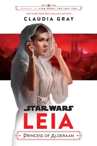 Leia Princess of Alderaan Full Cover
