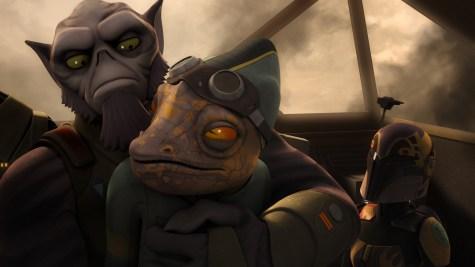 Star Wars Rebels Crawler Commandeers