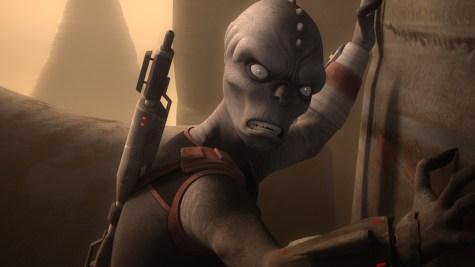 Star Wars Rebels Kindred
