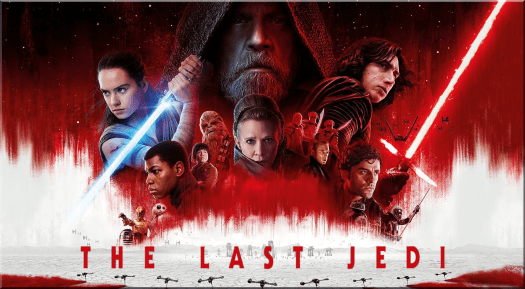 Star Wars Ep VIII The Last Jedi Review