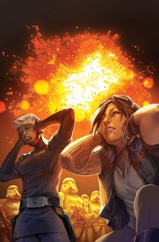 Doctor Aphra 17 Full Cover