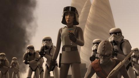 Star Wars Rebels Series Finale Pryce Pays the Rebels a Visit
