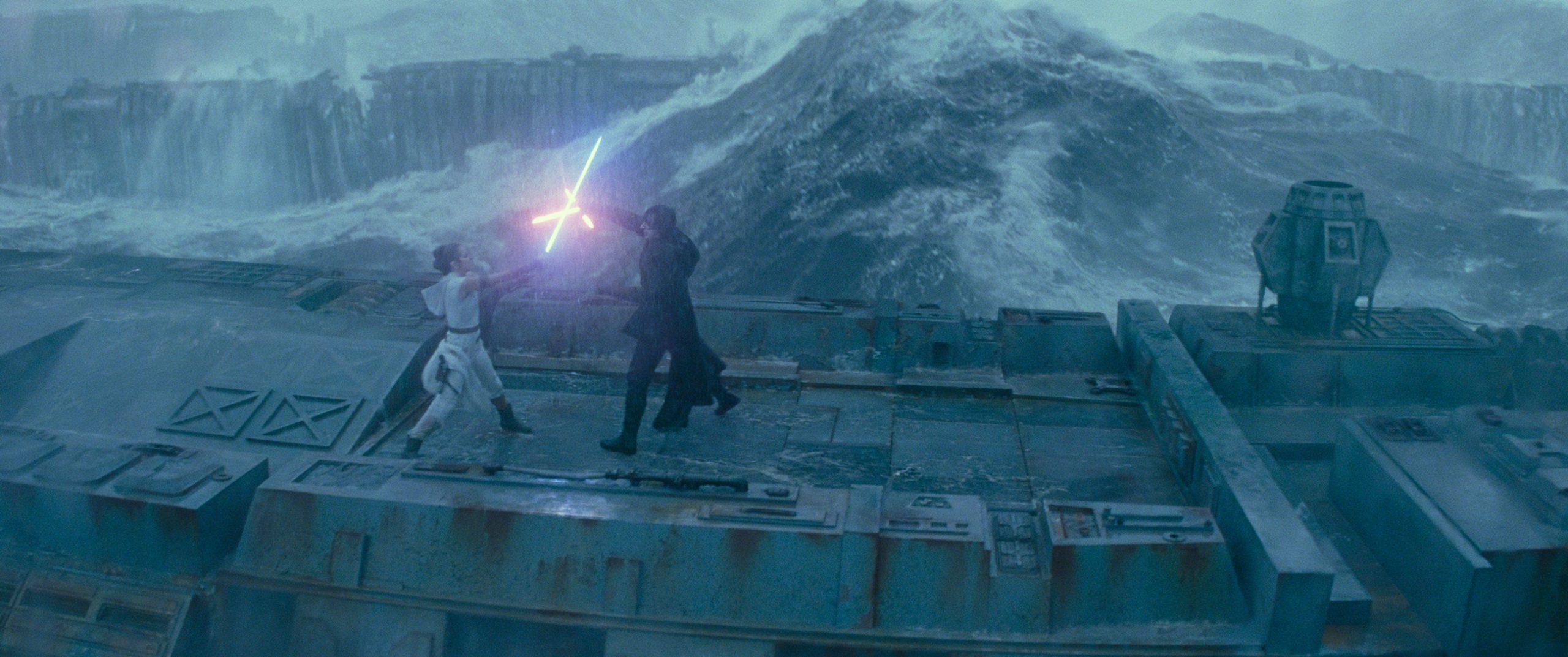 Movie Review Star Wars Episode Ix The Rise Of Skywalker Mynock Manor