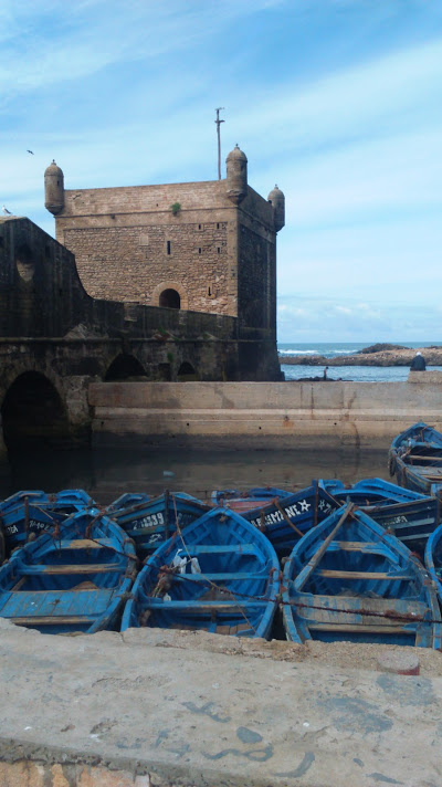 My own photo of the GoT film location