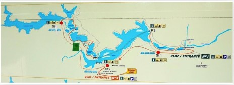 map plitvice