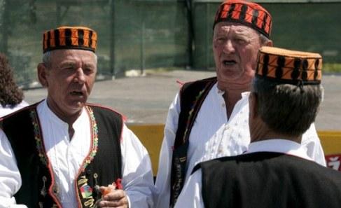 Tradicionalna Dalmatinska ojkalica