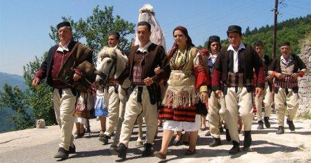 tradicionalna makedonska Galička svadba