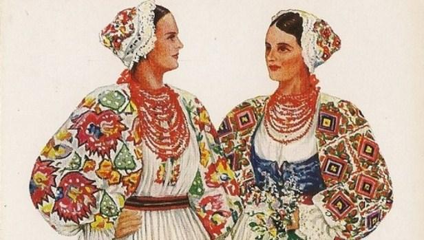 Tradicionalne Hrvatske narodne nošnje!