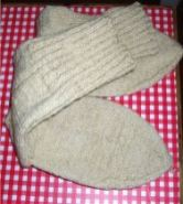 Muška narodna nošnja čarapa
