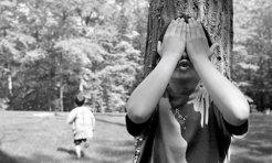 Narodne stare dječije igre igra skrivača