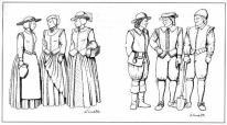 Odjeća 17 stoljeća u Splitu4