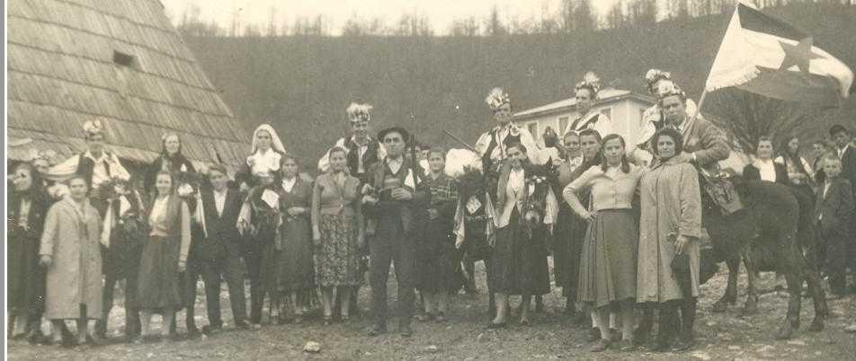 Običaji ženidbe i svatova Hrvata u Bosni
