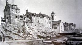 Razvoj i propast splitske zapadne obale kroz povijest kako je nekad bila