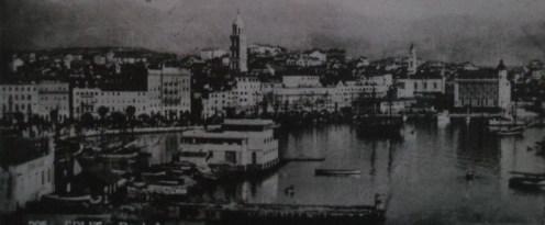 Razvoj i propast splitske zapadne obale kroz povijest
