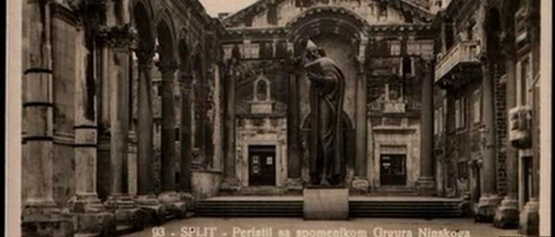 Nastanak i postavljanje najpoznatijih Splitskih spomenika ( II dio)