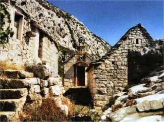 Zapušteno Hrvatsko selo i tradicija sela