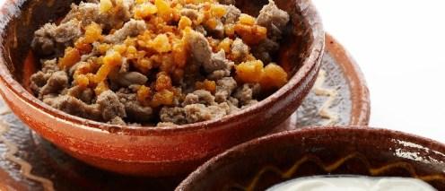 Tradicionalna jela i prehrana središnje Hrvatske - Međimurski žganjci