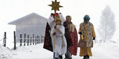 Običaji i tradicija na Sveta Tri Kralja