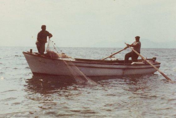Ribarenje na vesla