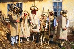 Poklade i pokladni tradicionalni običaji