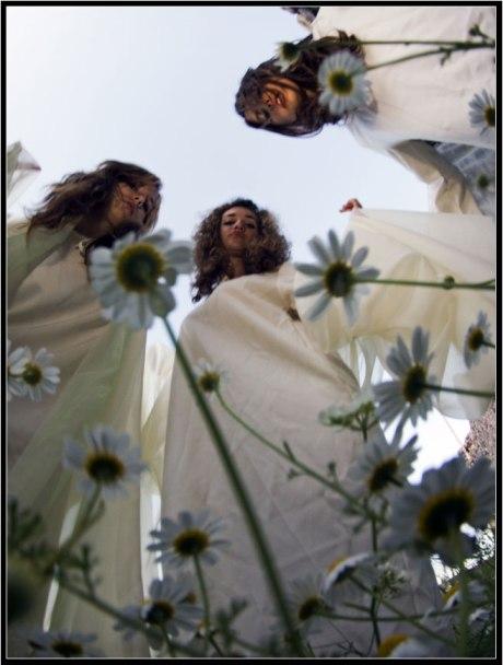 Imotske vile u polju  foto imota