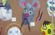Tradicionalni način izrade maski za djecu