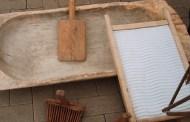 Tradicionalni postupak pranja rublja pepelom ili lugom