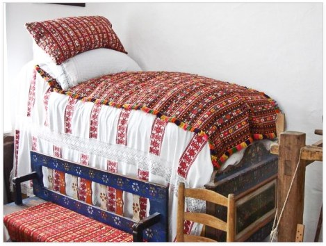 Stari tradicionalni krevet