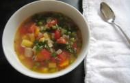 Tradicionalna goveđa juha po Češkom receptu