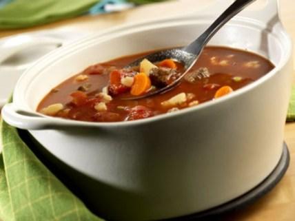 goveđa juha s povrćem