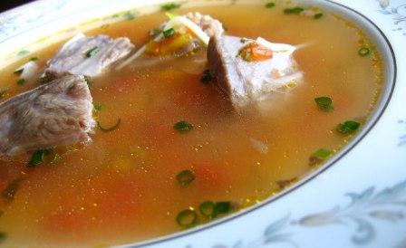 jednostavna krepka juha