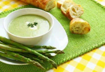 krem juha od šparoga po bakinu receptu