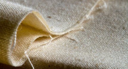Lan i lanene tkanine